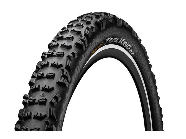 """Continental Trail King 2.2 Fietsband Sport 29"""" draadband Skin zwart"""